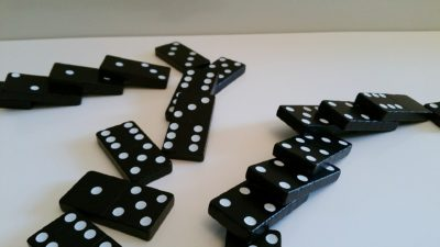 Fallin' Like Dominoes