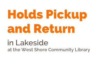 Holds pickup in Lakeside