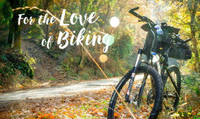 For the Love of Biking
